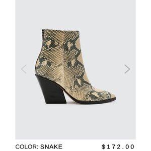 Dolce Vita Issa Boot in Snake